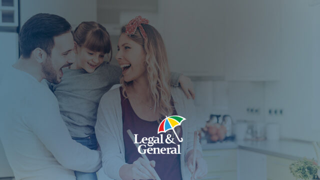 Legal & General life insurance from £5 a month