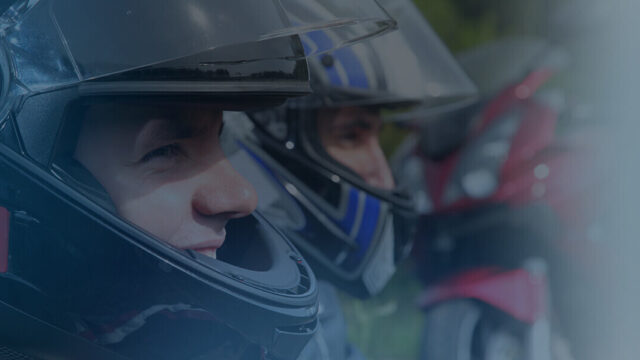 Motorcycle life insurance from just 20p-a-day