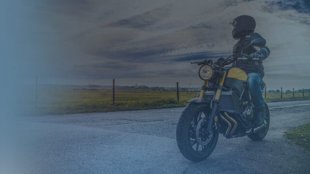 You can secure affordable life insurance as a motorcyclist