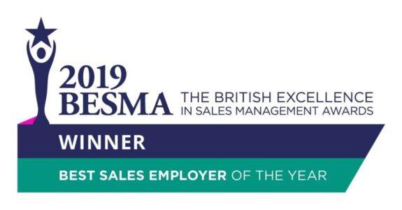 2019 besma best sales employer award