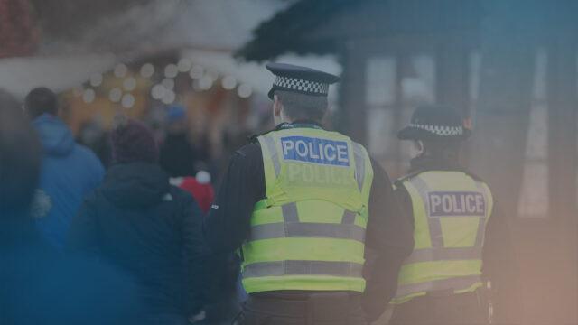 Police life insurance